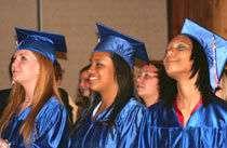 Teen Challenge graduation