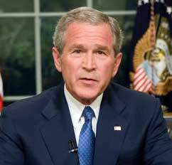 George Bush endorses Teen Challenge